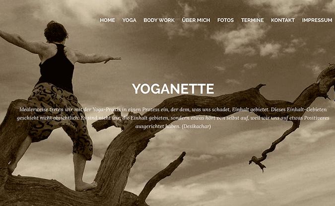 www.yoganette.de